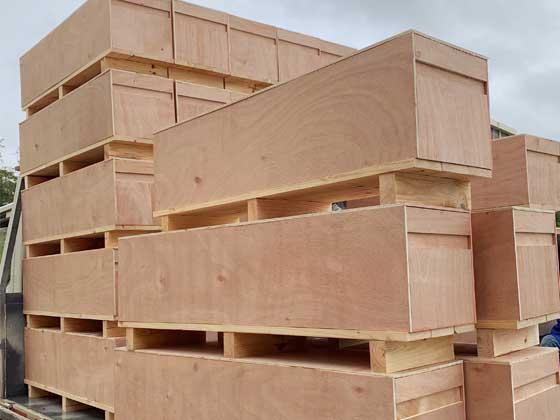 分体式包装箱、木箱